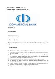 Authorization Letter Check Encashment remittance operations of commercial bank of ceylon plc by lawjuris
