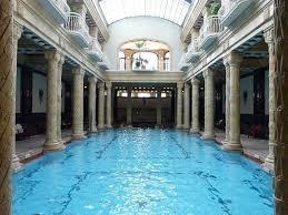 bagno termale e piscina széchenyi bagni gellert i bagni più famosi di budapest