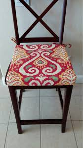 Chair Cushion Covers Diy Chair Seat Covers