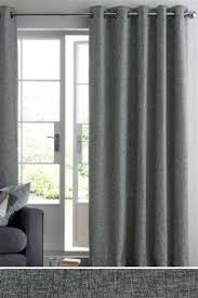 Light Grey Drapes Eyelet Curtains Blackout U0026 Lined Eyelet Curtains Next