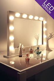 hollywood makeup mirror with lights hollywood vanity mirror with light bulbs led bulb vanity lighted