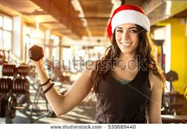 christmas fitness stock images royalty free images u0026 vectors