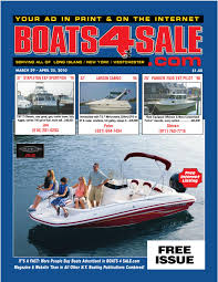 boats4sale com march 29 april 25 2010 by boats4sale com media