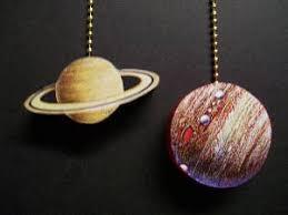 solar system light fan pull chain ornaments fan pulls galore
