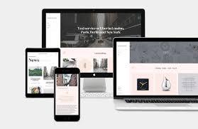 Lifestyle Blog Design Rambling Muse On Behance