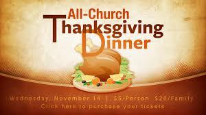 church thanksgiving dinner clipart 5