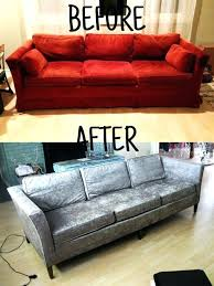 Recovering Leather Sofa Cost To Reupholster Sofa In Leather 1025theparty