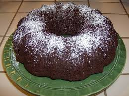 easy triple chocolate bundt cake recipe