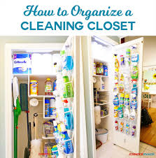 closet cleaning cleaning closet organization and tips jennifer maker