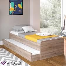 Schlafzimmer Bett Sandeiche Jugendbetten Günstig Online Kaufen Real De