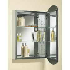 home decor kohler mirrored medicine cabinet lighting for small