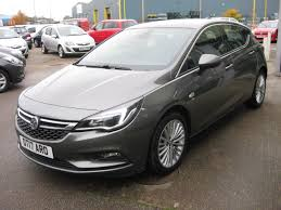 vauxhall grey used cosmic grey metallic vauxhall astra for sale lincolnshire