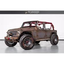 sema jeep yj starwood motors 2015 jeep wrangler starwood sema unlimited ruf nek