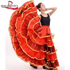 click to buy u003c u003c flamenco skirt spanish senorita flamenco dancer