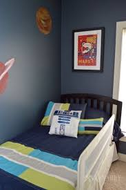 outer space boys bedroom the reveal your kids will be over the moon with an outer space boys bedroom check out