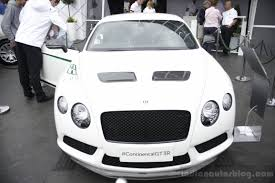 2014 goodwood live bentley continental gt3 r