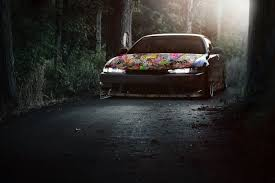 jdm sticker wallpaper nissan silvia s14 jdm by ridkurn on deviantart