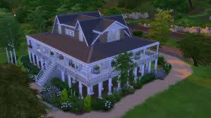sims u0027 gamer finds inspiration in the hamptons 27east
