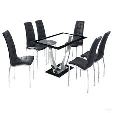 glass top dining table set 6 chairs ikea glass top dining table interior glass top dining table glass