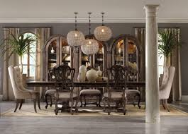 dining rooms wall curio cabinet gray wood floor plants in pot