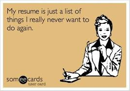 My Resume Is Two Pages 35 Of The Funniest Things Found On A Resume Recruitingblogs