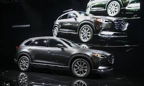 Audi Q5 Vs Mazda Cx 9 - what people are saying about mazda u0027s revamped cx 9