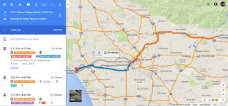 Citrus College Map How We Roll July 22 The Long Road On Transit Azusa To Samo