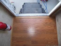 Exterior Door Threshold Installation Laminate Flooring At Exterior Door Threshold Pictures To