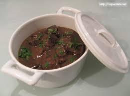 cuisiner du gibier civet de gibier plats sur toquentete