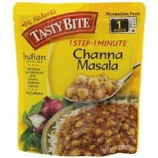 entree en cuisine tasty bite entree indian cuisine channa masala 10 oz of 6 x 2