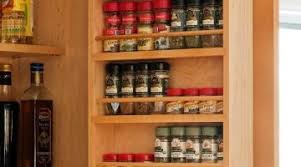 Spice Cabinets With Doors Spectacular Spice Racks Kitchen Cabinets Ideas Kitchen Cabinet