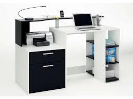 conforama bureau angle bureau noir conforama g 567141 a beraue et blanc d angle