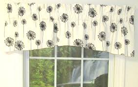 White Black Curtains Black Cafe Curtains Full Image For Black And White Kitchen Window
