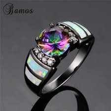 black gold mothers ring online get cheap black ring jewelry aliexpress alibaba
