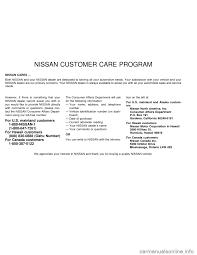 nissan canada mississauga jobs nissan sentra 1999 b14 4 g owners manual