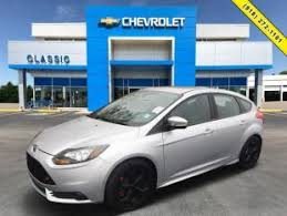2014 ford focus st blue used ford focus st for sale near me cars com