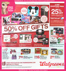 walgreens black friday ad 2017 black friday ads