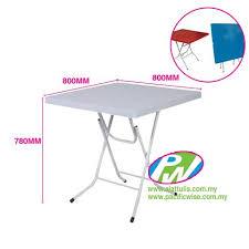 plastic fold out table felton plastic square foldable table end 11 2 2018 9 15 am