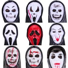 2016 halloween party mask witch demon ghost face mask sale men