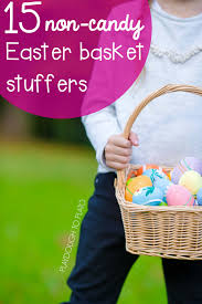 cheap easter basket stuffers 15 non candy easter basket stuffers playdough to plato