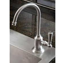 Newport Brass Kitchen Faucet Newport Brass 107 Nadya Double Handle Hot Cold Water Dispenser
