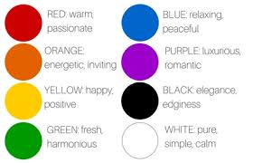 mood colors meanings awesome idea colour mood moods chart board test colors meanings and