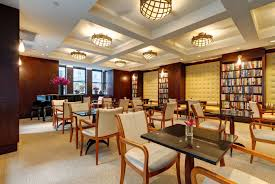 the librabry hotel midtown manhattan the reading room