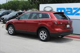 mazda 4 door cars red mazda cx 9 in texas for sale used cars on buysellsearch