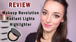makeup revolution radiant lights hourglass ambient lightning powder dupe makeup revolution