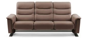 Leather Reclining Sofa Recliner Sofas Stressless Leather Reclining Sofas