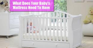 baby mattress archives bizzie mommy