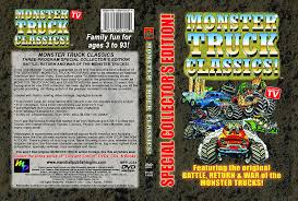 monster trucks video amazon com monster truck classics special collector u0027s edition