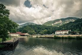 North Carolina landscapes images Lake lure north carolina landscape free stock photo public jpg