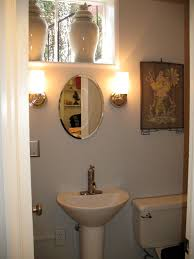 what is a powder room chinoiserie chic one room challenge week 5 styling scale